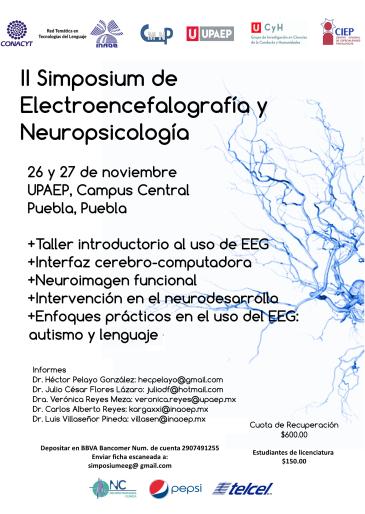 II Simposium de Electroencefalografía y Neuropsicología